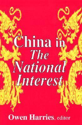 China in The National Interest (Hardback)