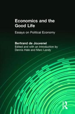 Economics and the Good Life (Paperback)