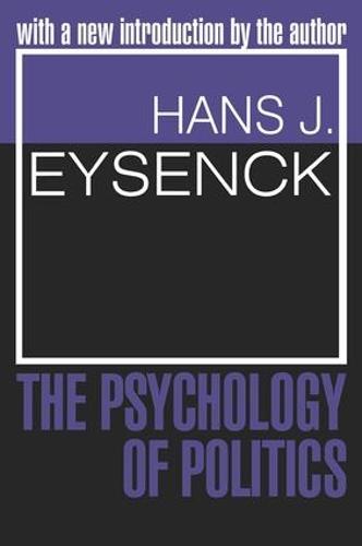 The Psychology of Politics (Paperback)