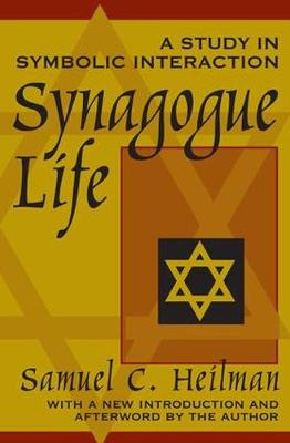 Synagogue Life: A Study in Symbolic Interaction (Paperback)