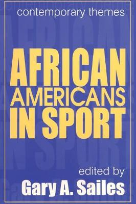 African Americans in Sports (Paperback)