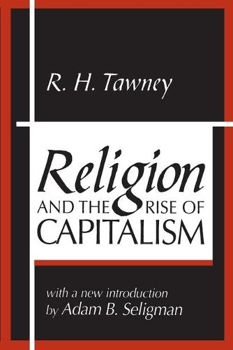 Religion and the Rise of Capitalism (Paperback)