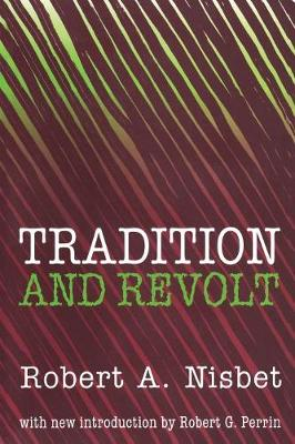 Tradition and Revolt (Paperback)