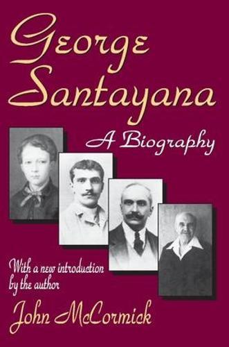 George Santayana: A Biography (Paperback)