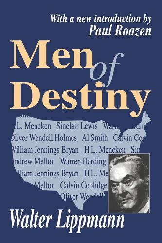 Men of Destiny (Paperback)