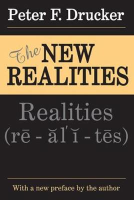 The New Realities (Paperback)