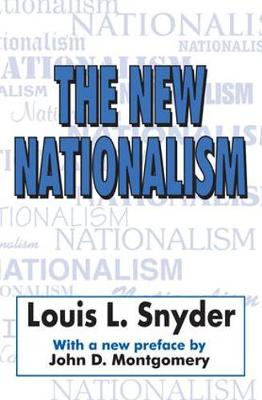 The New Nationalism (Paperback)