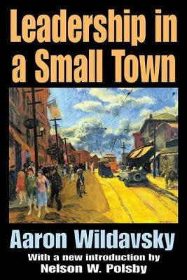 Leadership in a Small Town (Paperback)