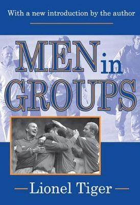 Men in Groups (Paperback)