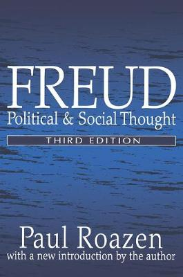 Freud: Political and Social Thought (Paperback)
