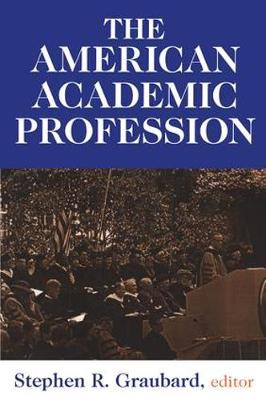 The American Academic Profession (Paperback)