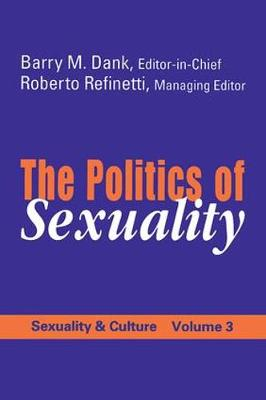 The Politics of Sexuality (Paperback)