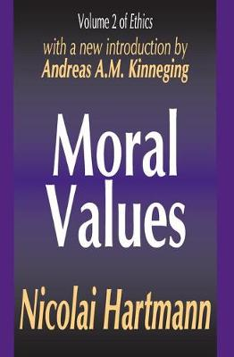 Moral Values - Ethics Series (Paperback)