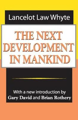 The Next Development of Mankind (Paperback)