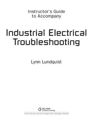 Industrial Electrical Troubleshooting (Book)