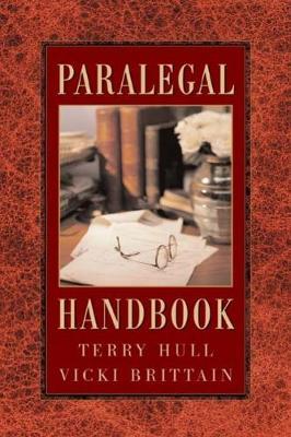 The Paralegal Handbook (Paperback)