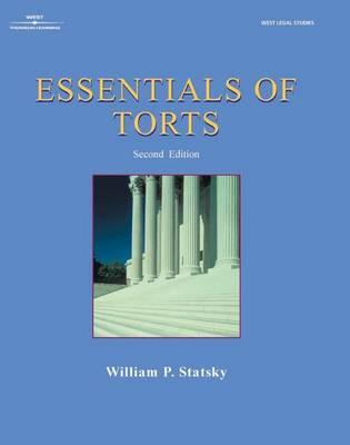 Essentials of Torts (Paperback)