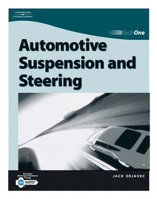 TechOne: Suspension & Steering (Paperback)