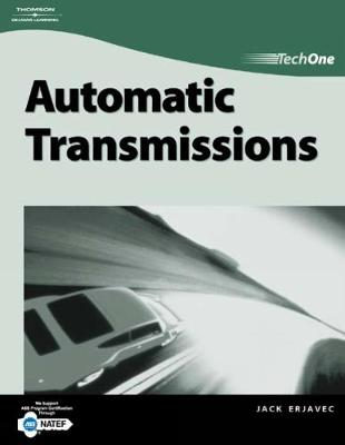 TechOne: Automatic Transmissions (Paperback)