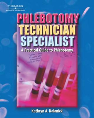 Phlebotomy Technician Specialist (Paperback)