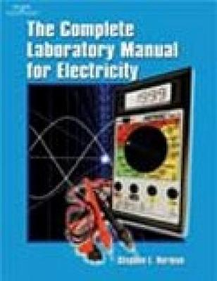 Complete Lab Manual for Electricity (Paperback)