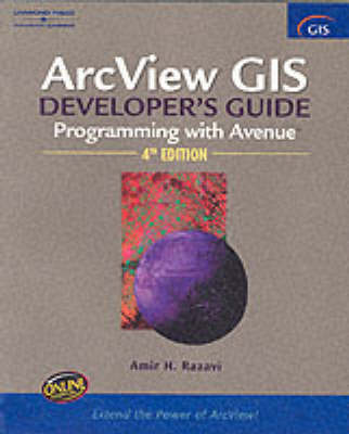 ArcView GIS Developer's Guide (Paperback)