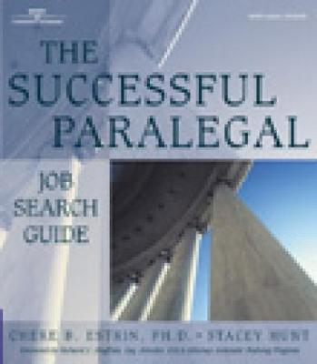 The Successful Paralegal Job Search Guide (Paperback)