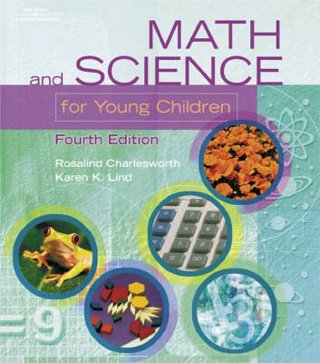 Math and Science for Young Children (Paperback)