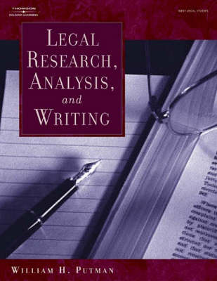 Legal Research Analysis and Writing (Paperback)
