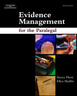 Evidence Management for the Paralegal (Paperback)