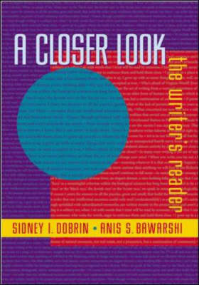 A Closer Look: The Writer's Reader (Paperback)