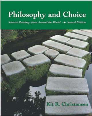 Philosophy and Choice: Selected Readings from around the World (Hardback)