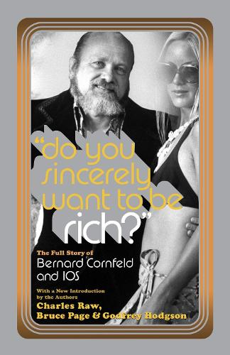 Do You Sincerely Want to be Rich (Paperback)