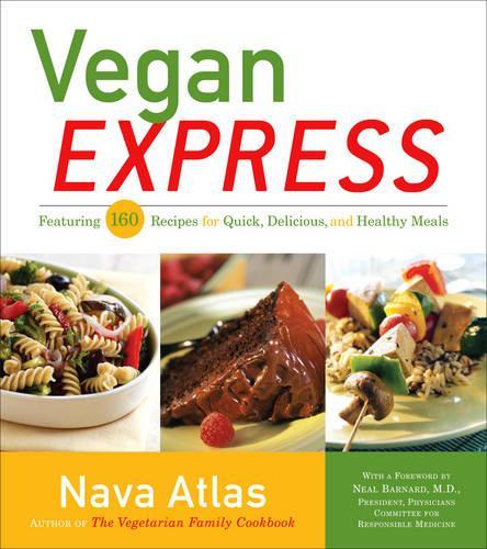 Vegan Express (Paperback)