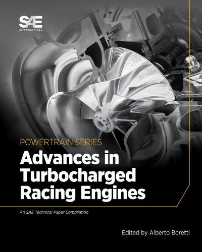 Advances in Turbocharged Racing Engines (Paperback)