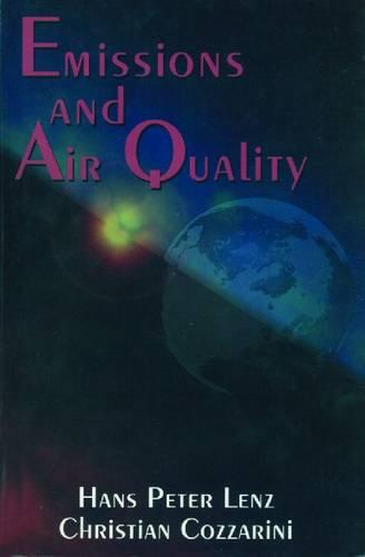 Emissions and Air Quality - Premiere Series Books (Paperback)