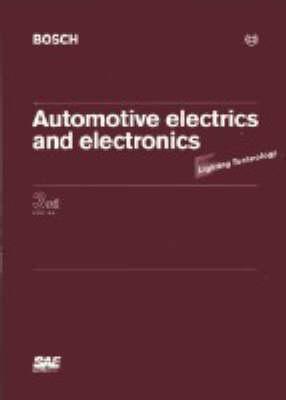 Automotive Electrics and Electronics (Hardback)