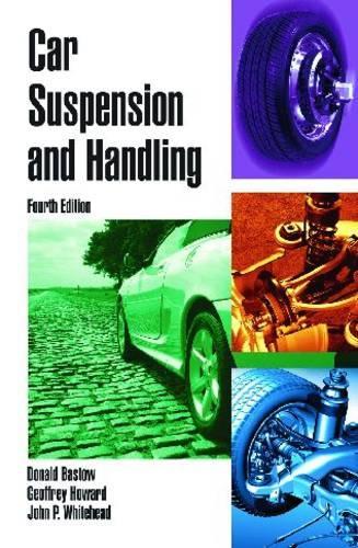 Car Suspension and Handling - Premiere Series Books (Hardback)