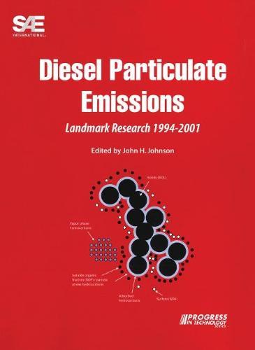 Diesel Particulate Emissions, Landmark Research 1994-2001 (Paperback)