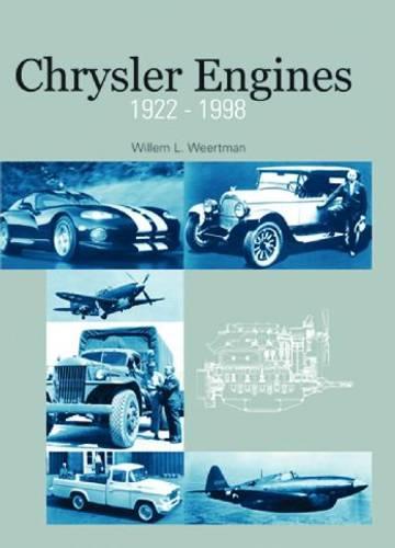 Chrysler Engines, 1992-1998 - Premiere Series Books (Hardback)