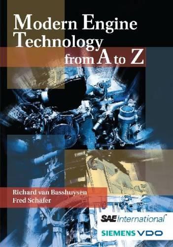 Modern Engine Technology from A to Z - Premiere Series Books (Hardback)