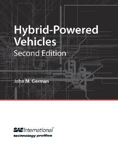 Hybrid-Powered Vehicles (Paperback)
