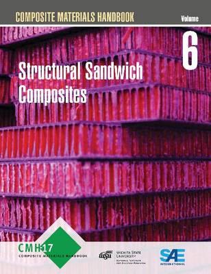 Structural Sandwich Composites: Composite Materials Handbook Volume 6 - Composite Materials Handbook (Paperback)