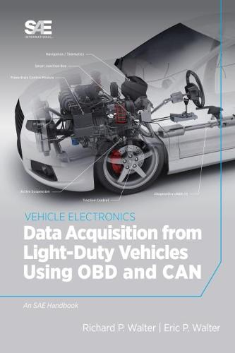 Data Acquisition from Light-Duty Vehicles Using OBD and CAN (Hardback)
