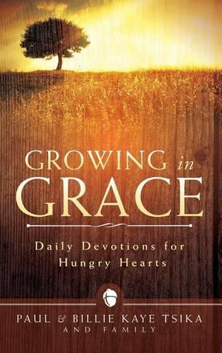 Growing in Grace (Hardback)