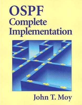 OSPF Complete Implementation (paperback) (Paperback)