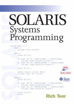 Solaris Systems Programming (paperback) (Paperback)