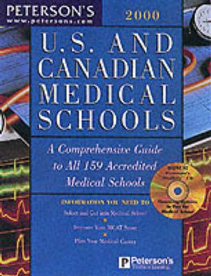 Us & Canadian Medical Schools 2000 (Paperback)
