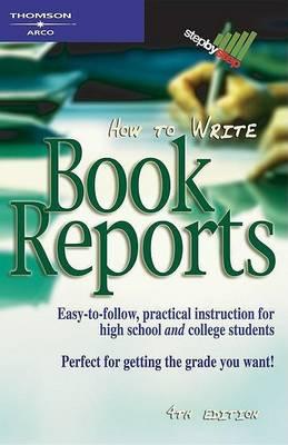 How to Write Book Reports 4e (Paperback)