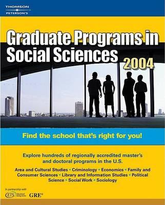 Decisiongd Gradprgsocscience04 (Paperback)
